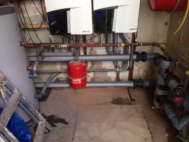 cascade regeling-loodgieter slootweg